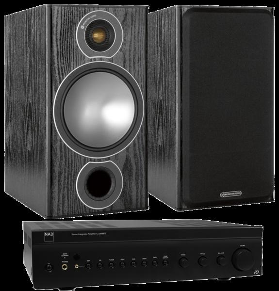 Pachete PROMO STEREO Pachet PROMO Monitor Audio Bronze 2 + NAD C326BEEPachet PROMO Monitor Audio Bronze 2 + NAD C326BEE
