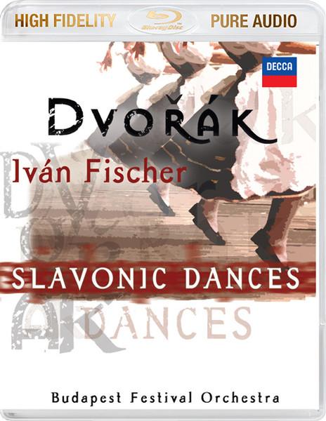 DVD & Bluray BLURAY Universal Records Dvorak - Slavonic Dances ( Fischer )BLURAY Universal Records Dvorak - Slavonic Dances ( Fischer )