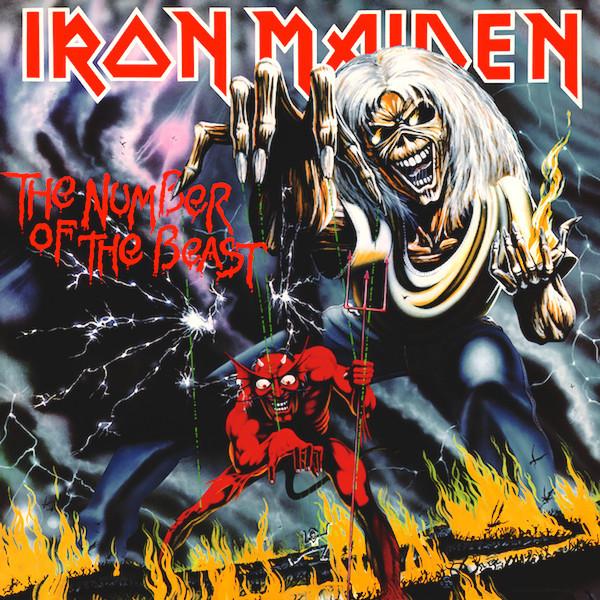Viniluri VINIL Universal Records Iron Maiden - The Number Of The BeastVINIL Universal Records Iron Maiden - The Number Of The Beast