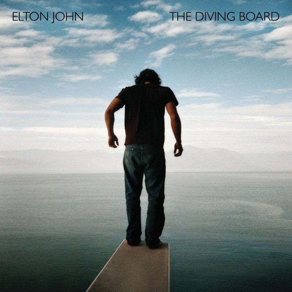 Viniluri VINIL Universal Records Elton John - The Diving BoardVINIL Universal Records Elton John - The Diving Board