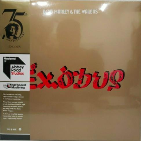 Viniluri VINIL Universal Records Bob Marley & The Wailers - ExodusVINIL Universal Records Bob Marley & The Wailers - Exodus