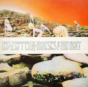 Viniluri VINIL Universal Records Led Zeppelin - Houses Of The HolyVINIL Universal Records Led Zeppelin - Houses Of The Holy