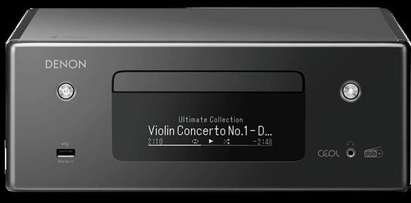 Sisteme mini Denon RCD-N11DAB BlackDenon RCD-N11DAB Black