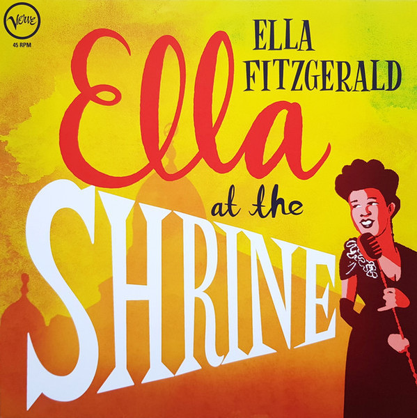Viniluri VINIL Universal Records Ella Fitzgerald - Ella At The ShrineVINIL Universal Records Ella Fitzgerald - Ella At The Shrine