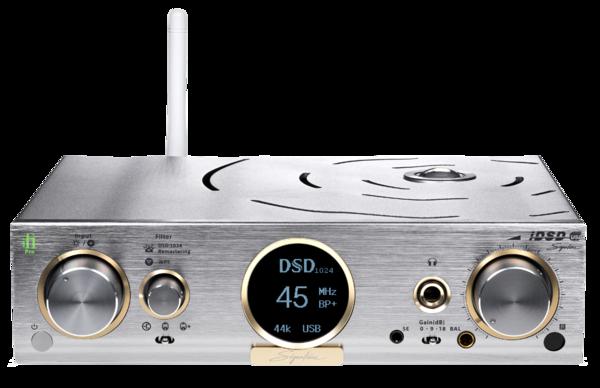 DAC-uri DAC iFi Audio Pro iDSD SignatureDAC iFi Audio Pro iDSD Signature