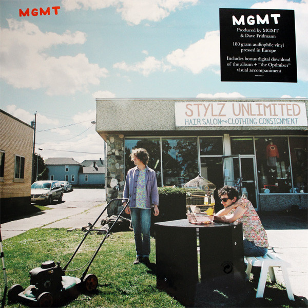 Viniluri VINIL Universal Records MGMTVINIL Universal Records MGMT