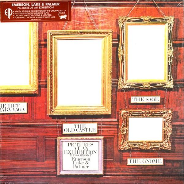 Viniluri VINIL Universal Records Emerson Lake & Palmer (ELP) - Pictures At An ExhibitionVINIL Universal Records Emerson Lake & Palmer (ELP) - Pictures At An Exhibition