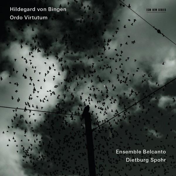 Muzica CD CD ECM Records Hildegard von Bingen / Ensemble Belcanto: Ordo VirtutumCD ECM Records Hildegard von Bingen / Ensemble Belcanto: Ordo Virtutum