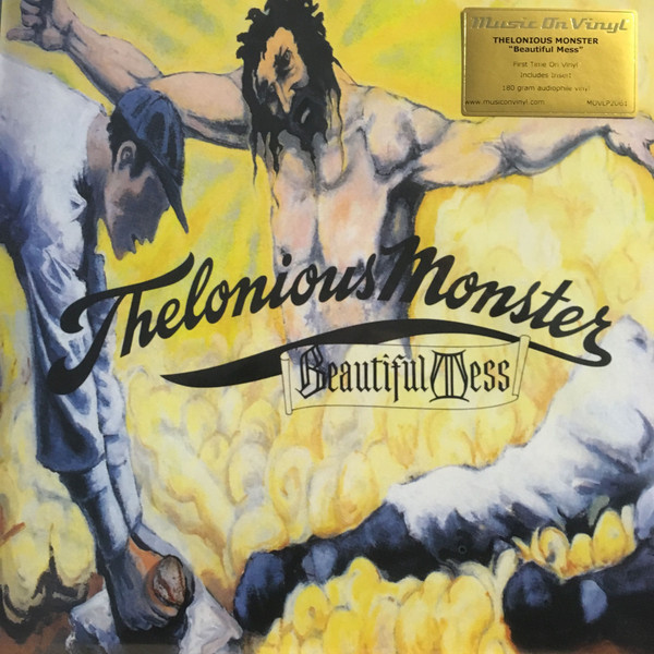 Viniluri VINIL Universal Records Thelonious Monster - Beautiful MessVINIL Universal Records Thelonious Monster - Beautiful Mess
