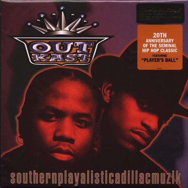 Viniluri VINIL Universal Records Outkast - SouthernplaylistcadillacmuzikVINIL Universal Records Outkast - Southernplaylistcadillacmuzik