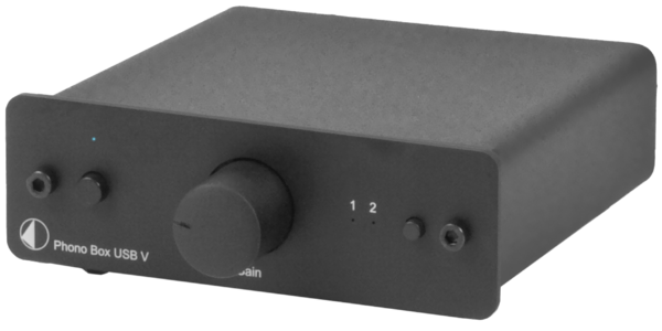 Preamplificatoare Phono ProJect Phono Box USB VProJect Phono Box USB V