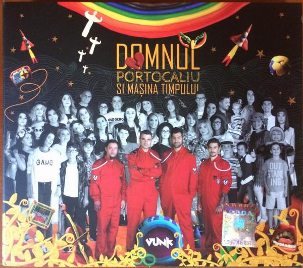 Muzica CD CD Universal Music Romania Vunk - Domnul Portocaliu Si Masina TimpuluiCD Universal Music Romania Vunk - Domnul Portocaliu Si Masina Timpului