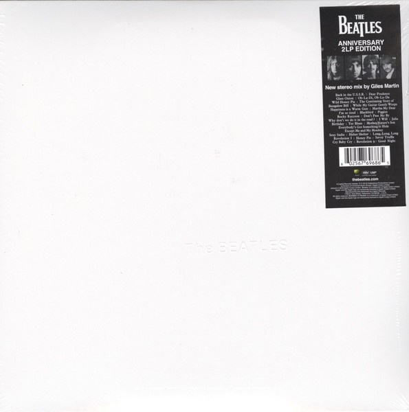 Viniluri VINIL Universal Records The Beatles - The White AlbumVINIL Universal Records The Beatles - The White Album