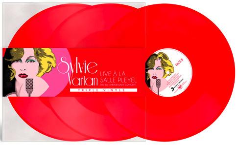 Viniluri VINIL Universal Records Sylvie Vartan - Live A La Salle Pleyel: The 50Th Anniversary ConcertVINIL Universal Records Sylvie Vartan - Live A La Salle Pleyel: The 50Th Anniversary Concert