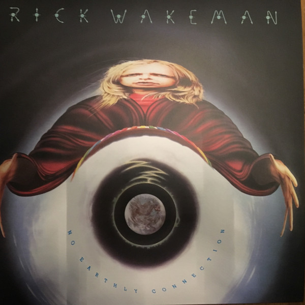 Viniluri VINIL Universal Records Rick Wakeman - No Earthly ConnectionVINIL Universal Records Rick Wakeman - No Earthly Connection