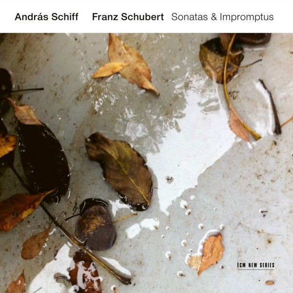 Muzica CD CD ECM Records Andras Schiff - Franz Schubert: Sonatas, ImpromptusCD ECM Records Andras Schiff - Franz Schubert: Sonatas, Impromptus