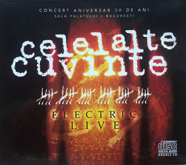 Muzica CD CD Universal Music Romania Celelalte Cuvinte - Electric LiveCD Universal Music Romania Celelalte Cuvinte - Electric Live