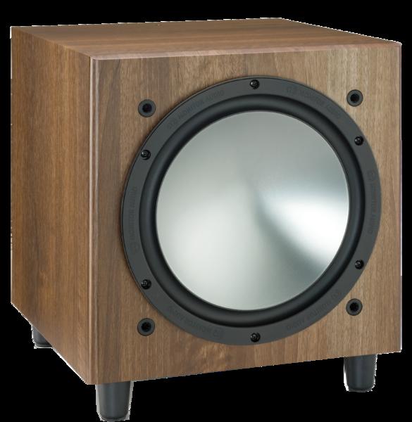 Boxe Subwoofer Monitor Audio Bronze W10 Walnut ResigilatSubwoofer Monitor Audio Bronze W10 Walnut Resigilat