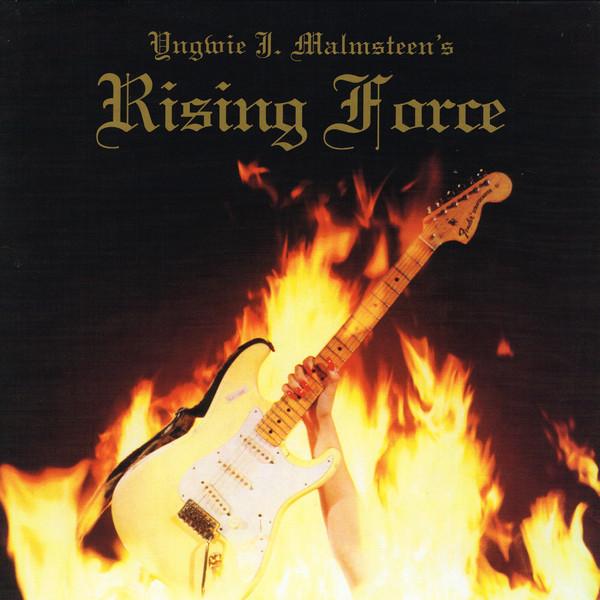 Viniluri VINIL Universal Records Yngwie Malmsteen - Rising ForceVINIL Universal Records Yngwie Malmsteen - Rising Force