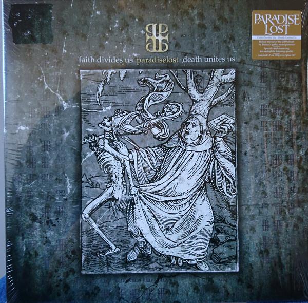 Viniluri VINIL Universal Records Paradise Lost - Faith Divides Us - Death Unites UsVINIL Universal Records Paradise Lost - Faith Divides Us - Death Unites Us