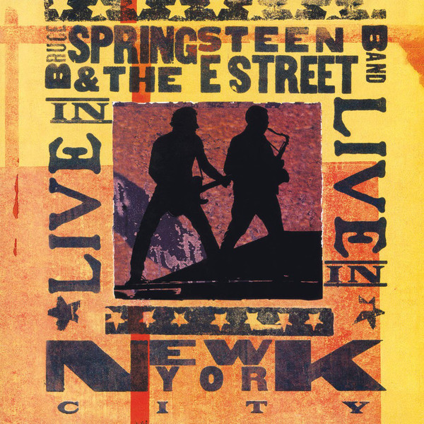 Viniluri VINIL Universal Records Bruce Springsteen & The E Street Band - Live in New York CityVINIL Universal Records Bruce Springsteen & The E Street Band - Live in New York City