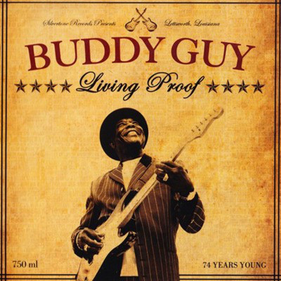 Viniluri VINIL Universal Records Buddy Guy - Living ProofVINIL Universal Records Buddy Guy - Living Proof