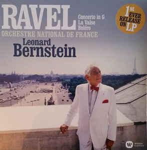 Viniluri VINIL Universal Records Ravel - Concerto In G / La Valse / Bolero (Bernstein, O N France )VINIL Universal Records Ravel - Concerto In G / La Valse / Bolero (Bernstein, O N France )