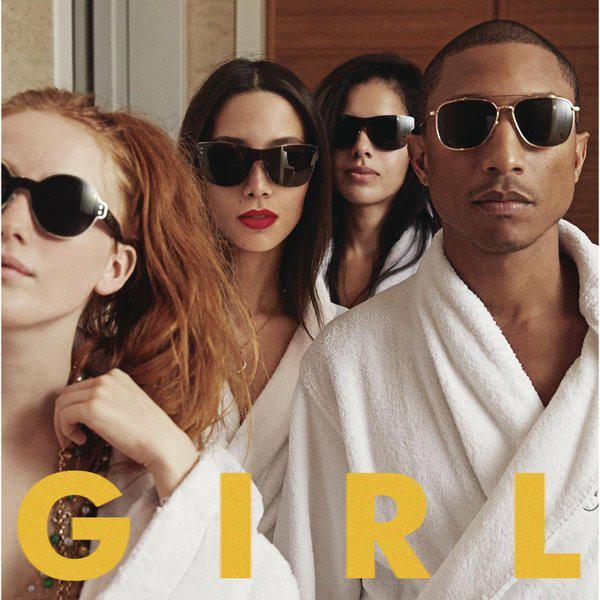 Viniluri VINIL Universal Records Pharrell Williams - GIRLVINIL Universal Records Pharrell Williams - GIRL