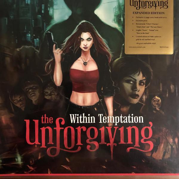 Viniluri VINIL Universal Records Within Temptation - UnforgivingVINIL Universal Records Within Temptation - Unforgiving