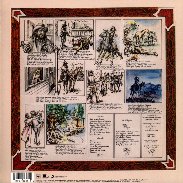 Viniluri VINIL Universal Records Willie Nelson - Red Headed StrangerVINIL Universal Records Willie Nelson - Red Headed Stranger