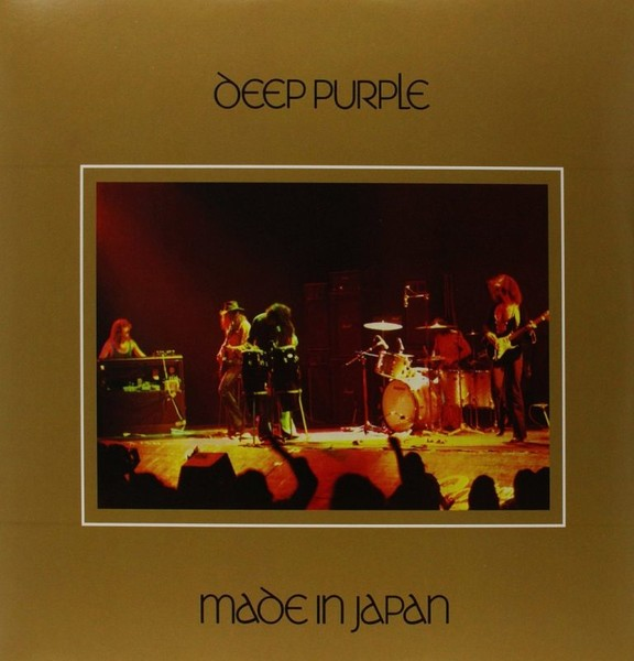 Viniluri VINIL ProJect Deep Purple - Made In JapanVINIL ProJect Deep Purple - Made In Japan