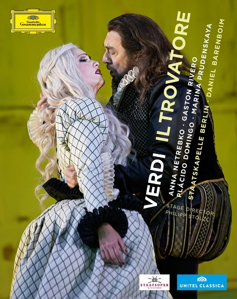 DVD & Bluray DVD Universal Records Verdi: Don Carlos (Barenboim, Rivero, Sampetrean, Netrebko )DVD Universal Records Verdi: Don Carlos (Barenboim, Rivero, Sampetrean, Netrebko )