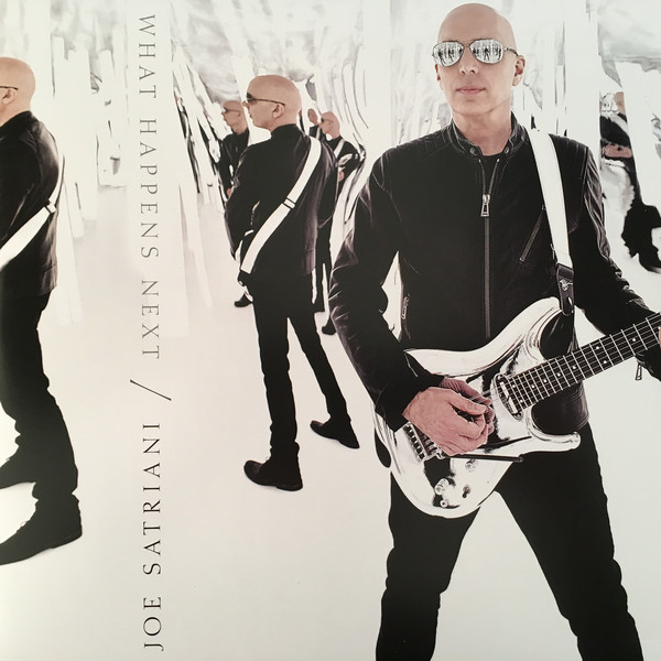Viniluri VINIL Universal Records Joe Satriani - What Happens NextVINIL Universal Records Joe Satriani - What Happens Next