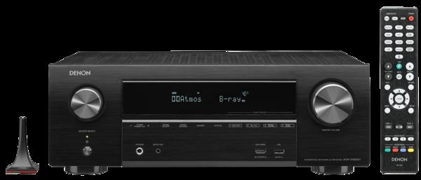 Receivere AV Receiver Denon AVR-X1600HReceiver Denon AVR-X1600H