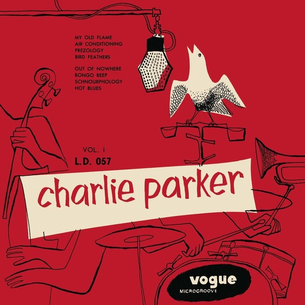 Viniluri VINIL Universal Records Charlie Parker Vol. 1 (Vogue Jazz Club Collection)VINIL Universal Records Charlie Parker Vol. 1 (Vogue Jazz Club Collection)