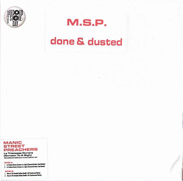 Viniluri VINIL Universal Records Manic Street Preachers - Done & Dusted ( 12