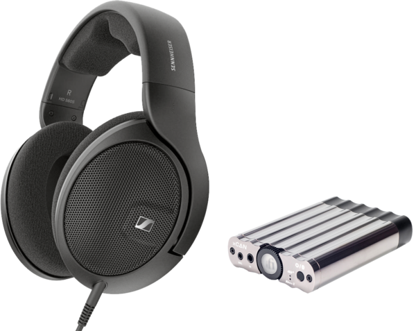 Pachete PROMO Casti si AMP Pachet PROMO Sennheiser HD 560S + iFi Audio xCANPachet PROMO Sennheiser HD 560S + iFi Audio xCAN