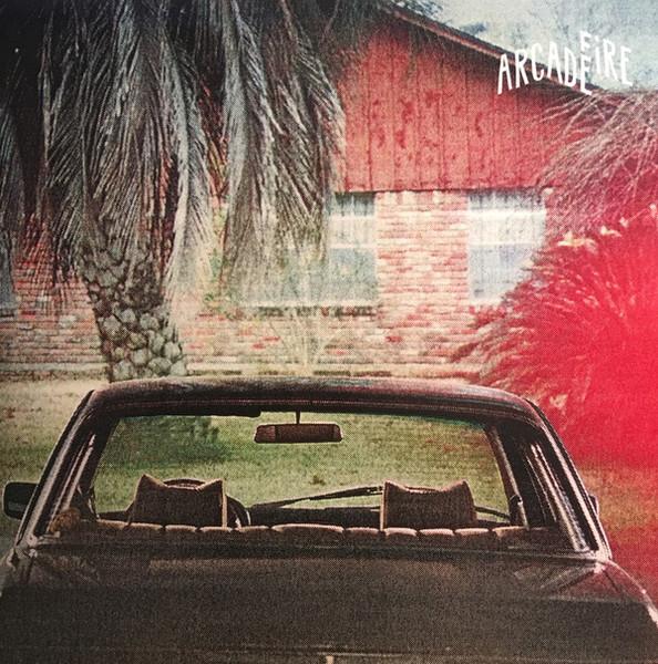 Viniluri VINIL Universal Records Arcade Fire - The SuburbsVINIL Universal Records Arcade Fire - The Suburbs
