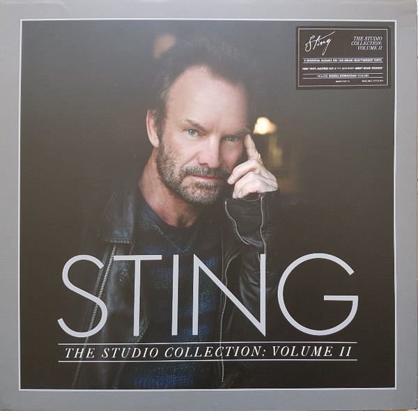 Viniluri VINIL Universal Records Sting - The Studio Collection: Volume IIVINIL Universal Records Sting - The Studio Collection: Volume II