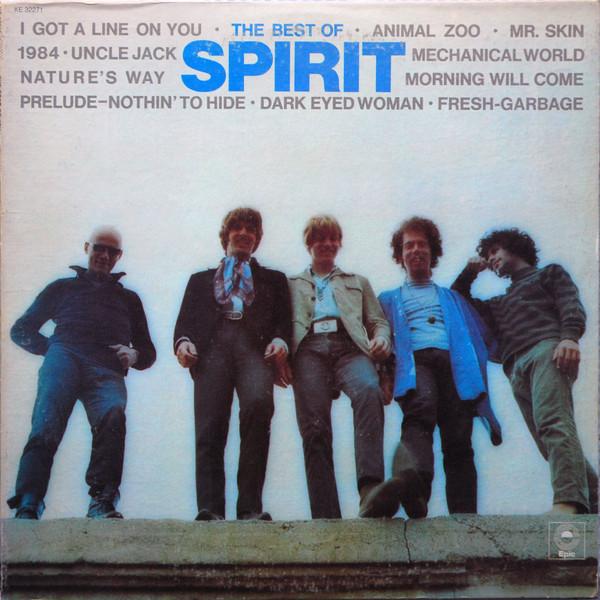 Viniluri VINIL Universal Records Spirit - The Best Of SpiritVINIL Universal Records Spirit - The Best Of Spirit
