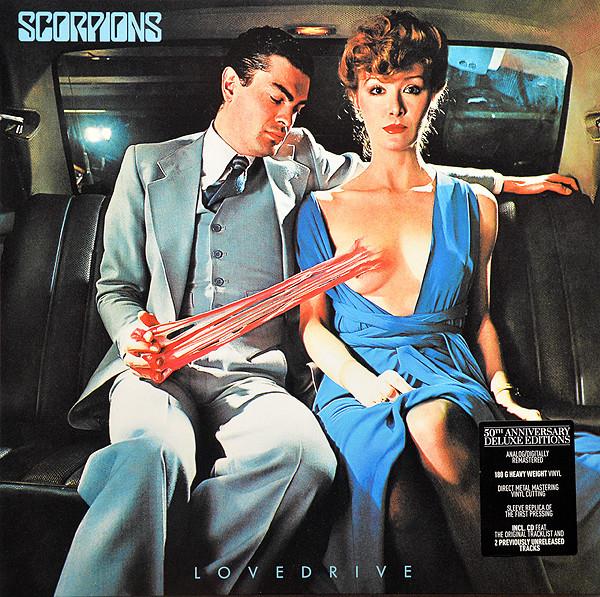 Muzica VINIL Universal Records Scorpions - Lovedrive (50th Anniversary Deluxe Edition)VINIL Universal Records Scorpions - Lovedrive (50th Anniversary Deluxe Edition)