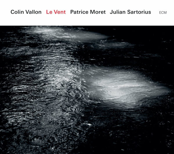 Muzica CD CD ECM Records Colin Vallon Trio: Le VentCD ECM Records Colin Vallon Trio: Le Vent