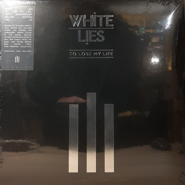 Viniluri VINIL Universal Records White Lies - To Lose My Life...VINIL Universal Records White Lies - To Lose My Life...
