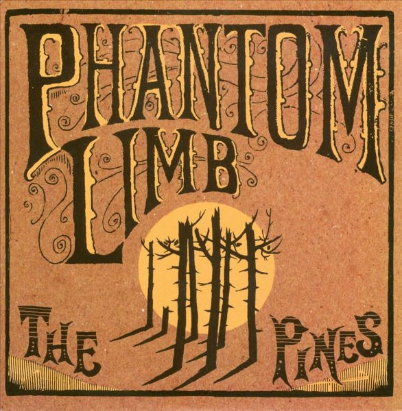 Viniluri VINIL Naim Phantom Limb: The PinesVINIL Naim Phantom Limb: The Pines