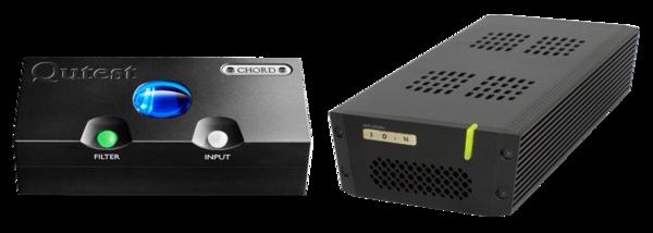 Streamer DAC Chord Electronics Qutest + SOtM sMS-200ultra NeoDAC Chord Electronics Qutest + SOtM sMS-200ultra Neo