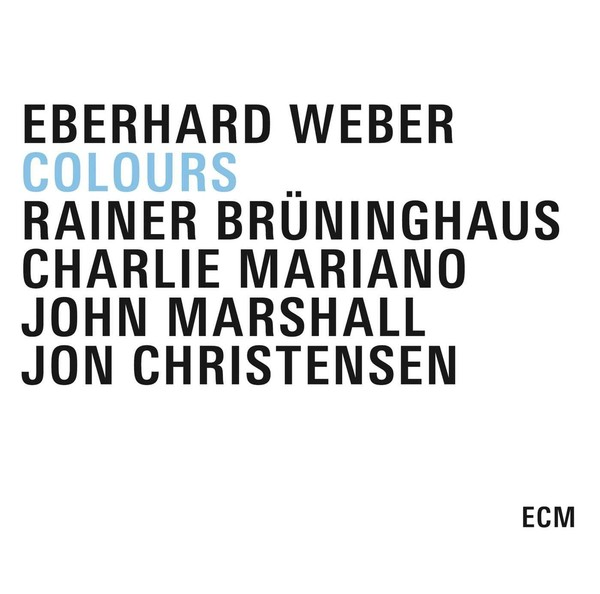 Muzica CD CD ECM Records Eberhard Weber: Colours (3 CD-Box)CD ECM Records Eberhard Weber: Colours (3 CD-Box)