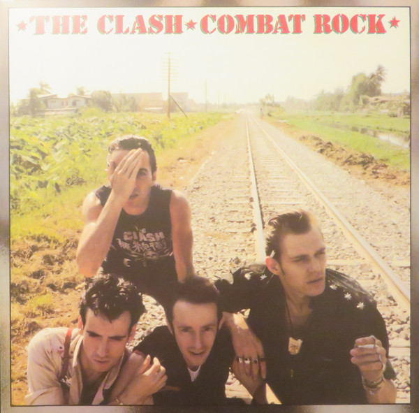 Viniluri VINIL Universal Records The Clash - Combat RockVINIL Universal Records The Clash - Combat Rock