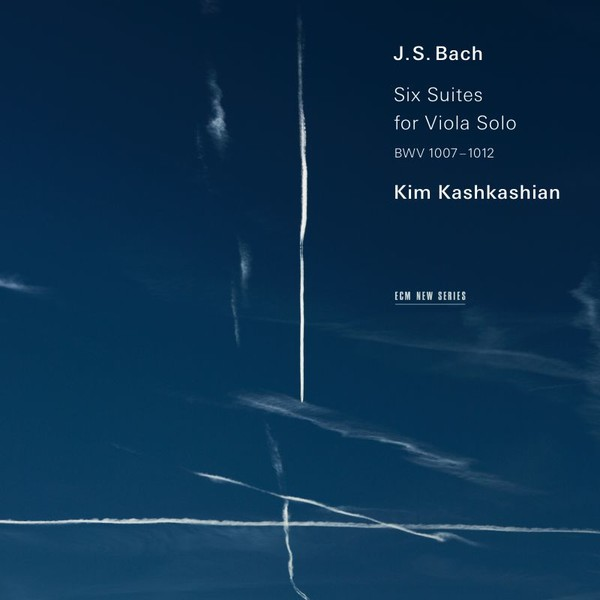 Muzica CD CD ECM Records Kim Kashkashian - J.S. Bach: Six Suites For Viola SoloCD ECM Records Kim Kashkashian - J.S. Bach: Six Suites For Viola Solo