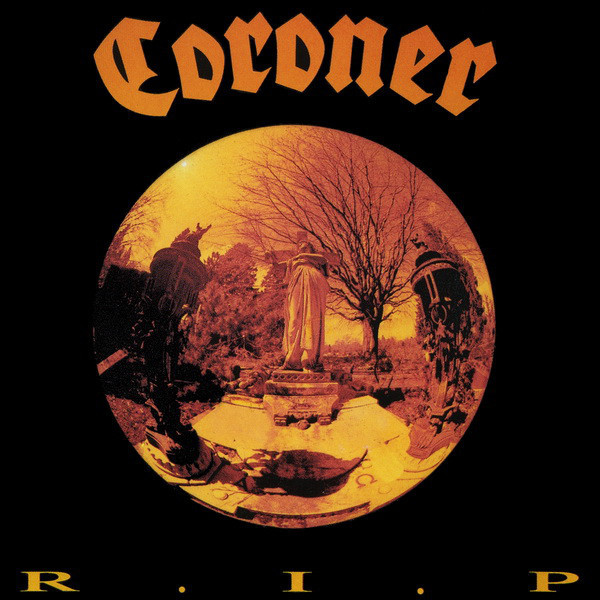 Viniluri VINIL Universal Records Coroner - R.I.P.VINIL Universal Records Coroner - R.I.P.