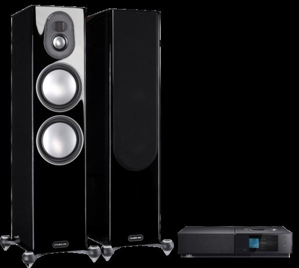 Pachete PROMO STEREO Pachet PROMO Monitor Audio Gold 300 (5G) + Naim Uniti NovaPachet PROMO Monitor Audio Gold 300 (5G) + Naim Uniti Nova